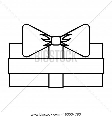 gift present isolated icon vector illustration design