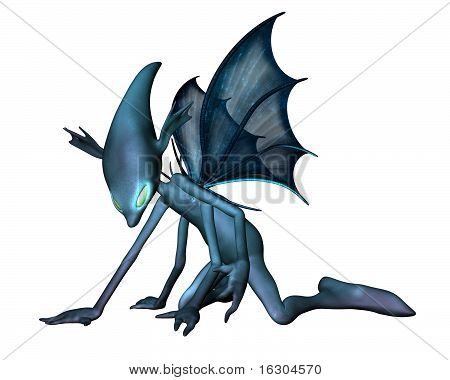 Alien Creepy Crawly