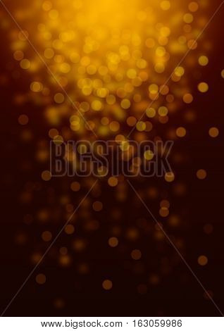 Sparkeling lights - bokeh background for your own creations