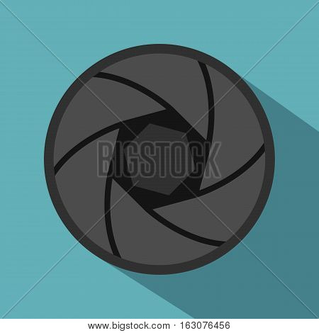 Professional objective icon. Flat illustration of professional objective vector icon for web