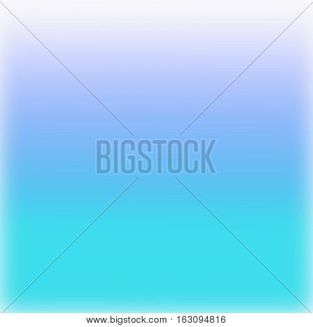 Gradient blue background fading from blue white to blue