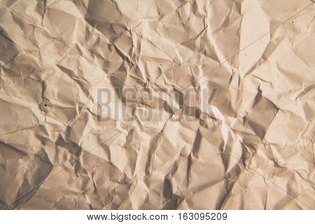 Brown Disastrously Paper Texture, Disastrously of Brown paper texture for background.