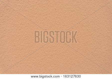 Brown cement wall texture for the background