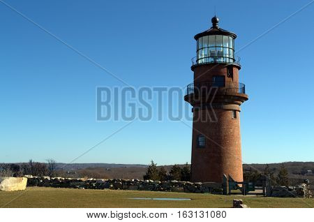 Martha's Vineyard Lighthouse also know as