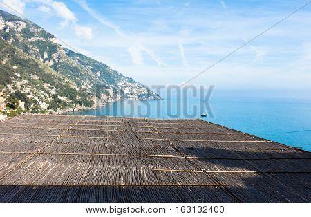 Positano, Coast Of Amalfi