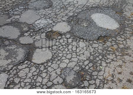 Road Patches