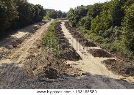 Soft Coal - Formerly Autobahn A4 Near Merzenich