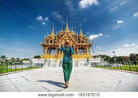 Tourist In The Bangkok