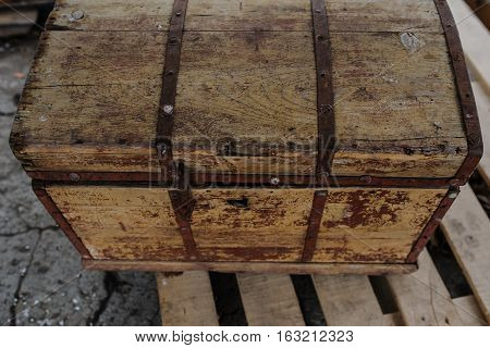 Vintage Coffer