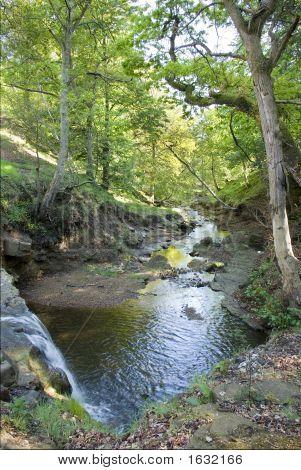 The York Moors Falls