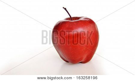 High Quality Image of Farm fresh red Apple
