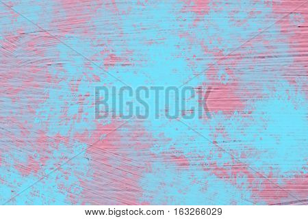 Vivid  painting closeup texture background with  diferent  vibrant colorful creative patterns
