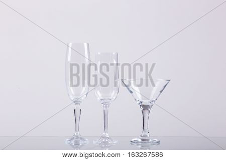 Different Types Of Glasses For Alcohol Drink
