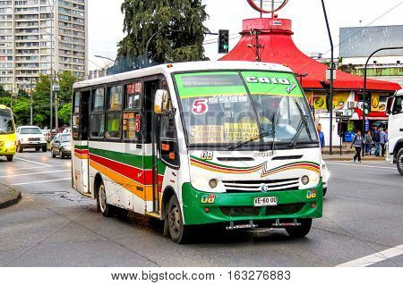 Small City Bus Caio