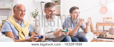 Men And Video Games