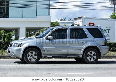 Private Car, Ford Escape, Suv Car For Urban User