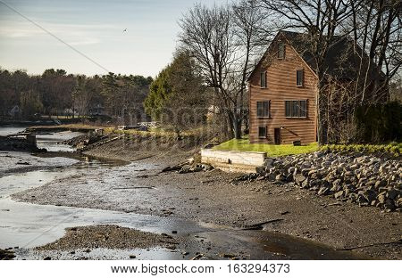 Gorgeous New England house in Kennebunkport, Maine USA