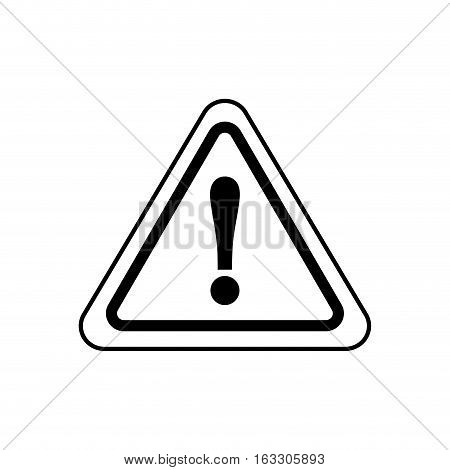 Construction road sign icon vector illustration graphic design