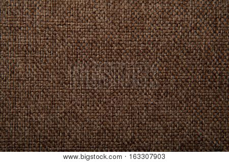 fabric texture brown gobelin - for background