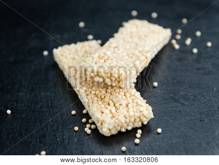 Fresh Made Quinoa Bars
