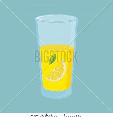 Lemon Lemonade Vector