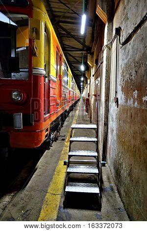 Subway Repair Depot