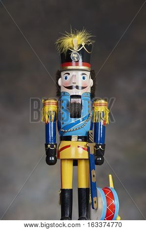 Christmas holiday season Soldier nutcracker ornament and decoration
