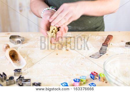 Hanukkah Cookies