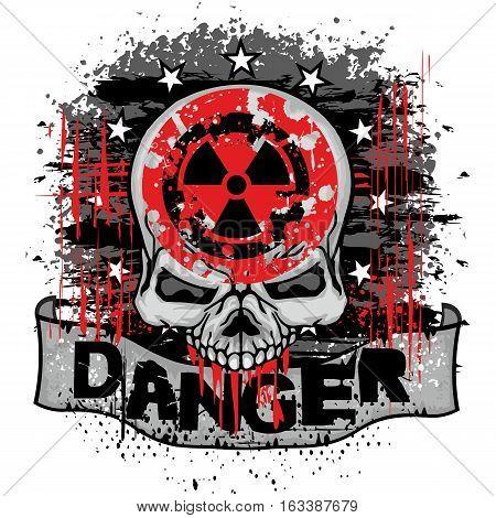 Grunge Skull-567.eps