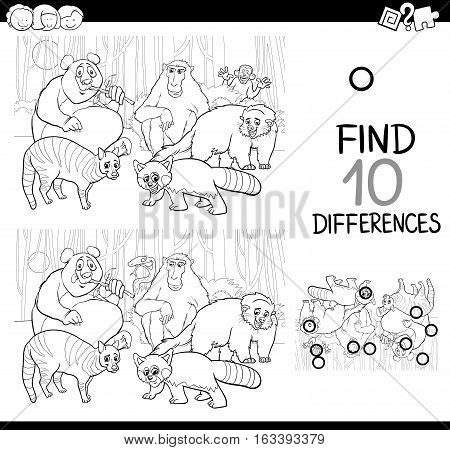Difference Activity With Dogs