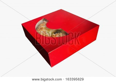 Roscon De Reyes In A Box