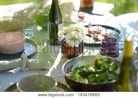 Alfresco Dining