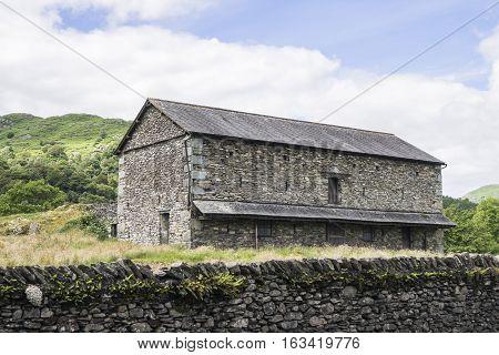 Miss Jackson's Barn, Borrans, Ambleside, Cumbria Lake District
