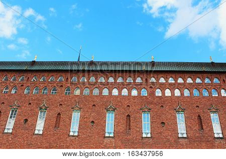 Stockholm City Hall Municipal Council for the City of Stockholm in Sweden