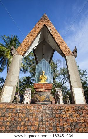 Sala Loi Temple located at Nakhon Ratchasima is an old temple at the Thao suranari built after the battle an army of Chao ANU. In 2370 .Those who build the templeThao Suranaree Khunying Mo.