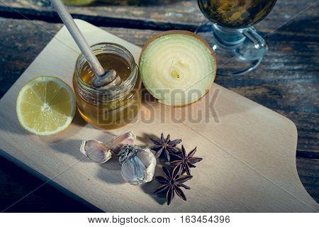 Natural Flu And Cold Medicine
