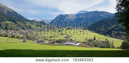 Praettigau Valley And Spa Town Klosters