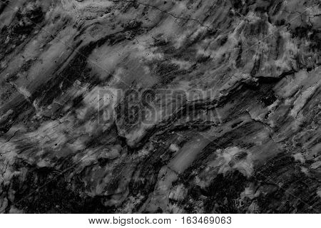 Marble Texture Black Background Blank For Design