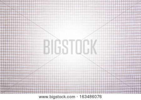 close up checkered fabric closeup tablecloth texture background