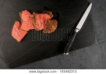 Sous-vide Beef Steak