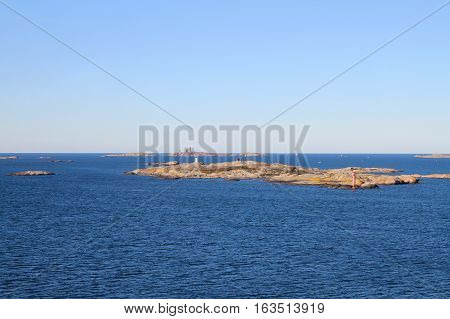 Gothenburg Archipelago In Sweden