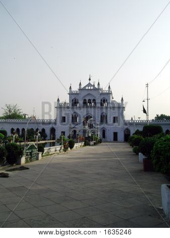 The Gate Of Husainabad
