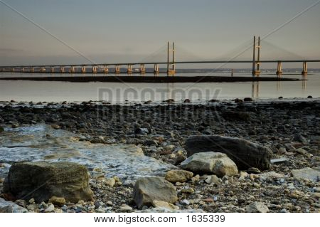 The Second Severn Crossing 2 April 2007