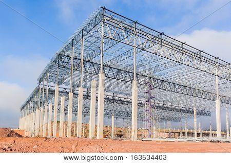 Building Warehouse Construction