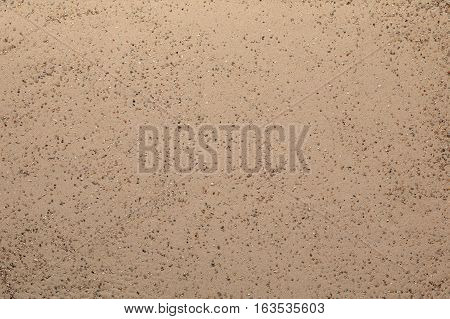 The Fine sifted sand as a background