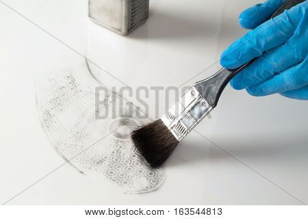 Disclosure Of Forensic Evidence.