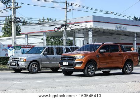 Private Pickup Car, Ford Ranger