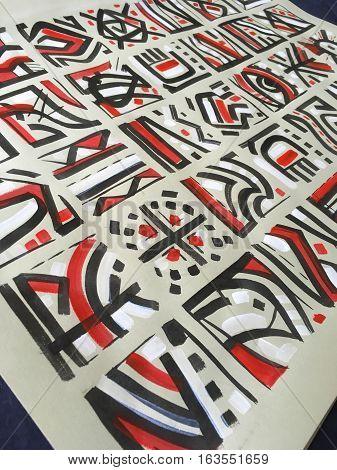 Indigenous Misc Symbols