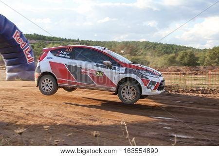 Istanbul Rally 2016