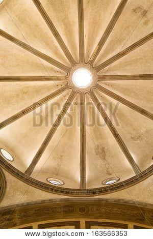 Pazzi Chapel, Basilica Di Santa Croce